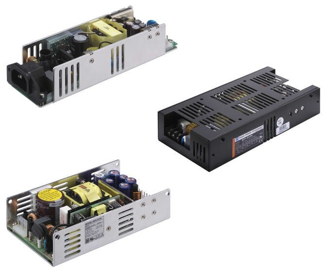 LOGO_Fanless power supplies up to 450W