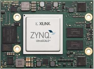 LOGO_Enclustra Mercury+ XU8: Xilinx Zynq UltraScale+ high bandwidth MPSoC module
