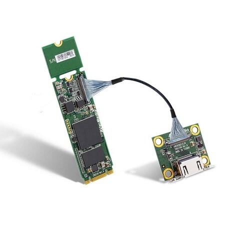 LOGO_4K 30FPS HDMI M.2 Capture Card (CN311-H)