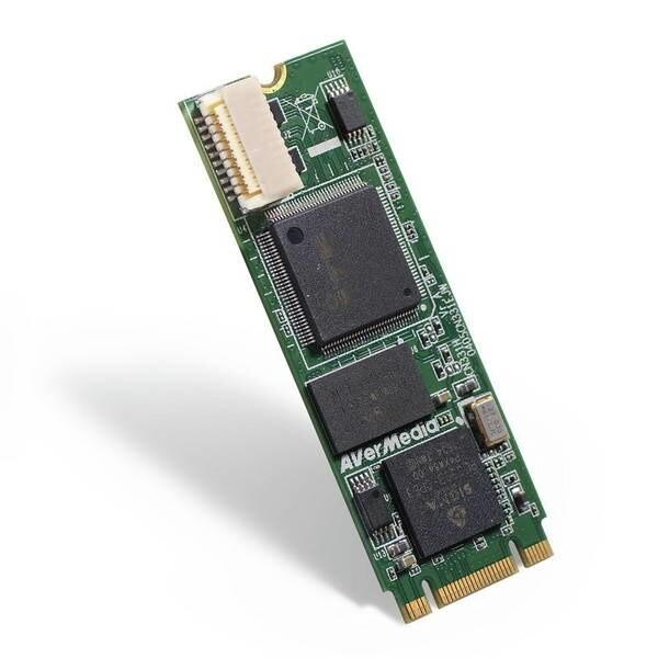 LOGO_H.264 Hardware Encoding M.2 Capture Card (CN331-H)