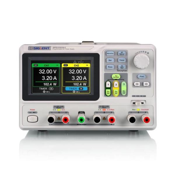 LOGO_SPD3303X/X-E Series Programmable DC Power Supply