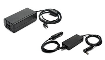 LOGO_Power supplies for battery powered applications and Car/DC adapters