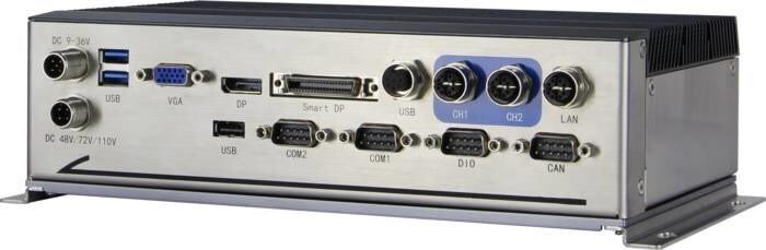 LOGO_Lüfterloser eingebetteter Autocomputer,SIGM-2650