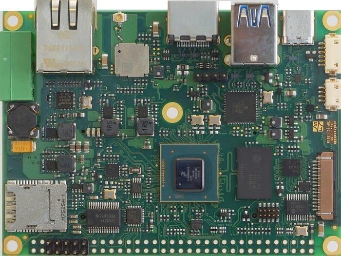 LOGO_armStoneMX8M - ARM Single Board Computer with NXP i.MX 8M CPU