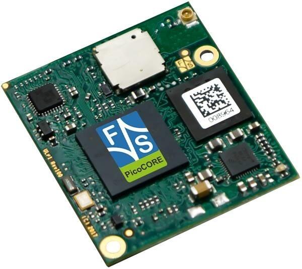 LOGO_PicoCoreMX7ULP - ARM COM module with NXP i.MX 7ULP