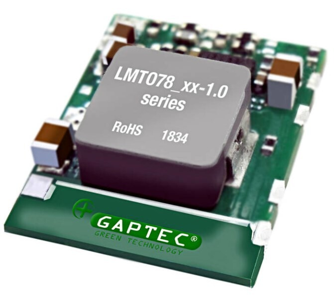 LOGO_GAPTEC Electronic: LMTO78 (Point of Load Switching regulator)