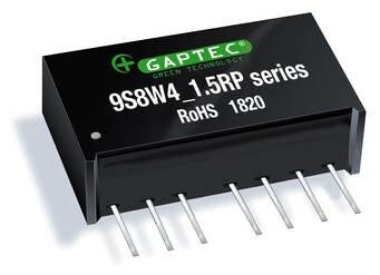 LOGO_GAPTEC Electronic: 9S8W4 (DC-DC converter)
