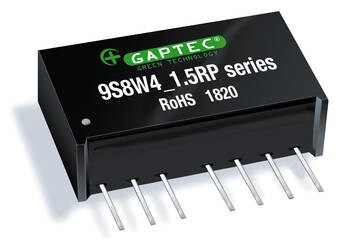 LOGO_GAPTEC Electronic: 9S8W4 (DC-DC-Wandler)