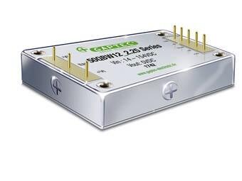 LOGO_GAPTEC Electronic: 50QBWT12 (DC-DC converter)