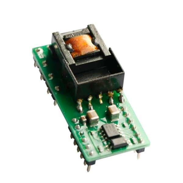 LOGO_Transceiver for CAN or RS-485 with integrated power supply and potential separation