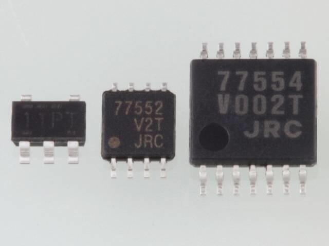 LOGO_1.7MHz, 50µA/ch, Excellent EMI Immunity, Rail-to-Rail Input/Output, Operational Amplifier