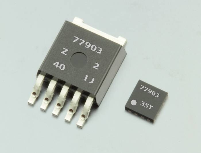 LOGO_High Output Current, Rail-to-Rail Input / Output Single CMOS Operational Amplifier