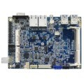 LOGO_BE-0981: Multi-functional fanless 3.5 inch embedded motherboard