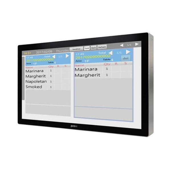 "LOGO_KS-1330: 32"" Waterproof Display System"