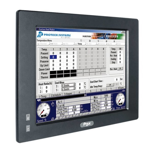 "LOGO_SP-6145: 15"" touch Panel PC"
