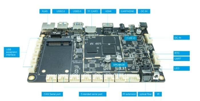 LOGO_Industrial ARM Board