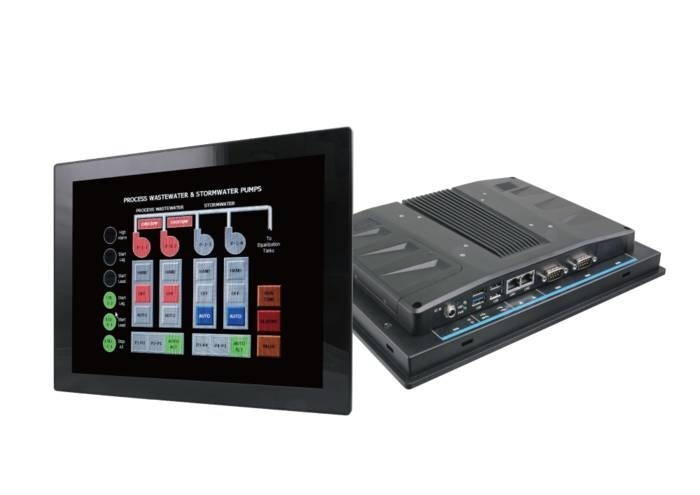 LOGO_Fanless Rugged Touch Panel PC