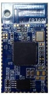LOGO_Bluetooth 4.2 Chip for high quality audio transmission