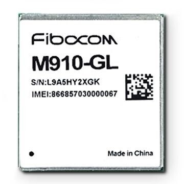 LOGO_NBIoT, GSM und LTE modules of Fibocom
