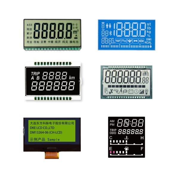 LOGO_LCD display and module