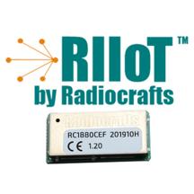 LOGO_RIIoT™ By Radiocrafts