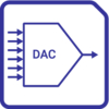 LOGO_agileDAC GP: Digital-to-Analog Converter