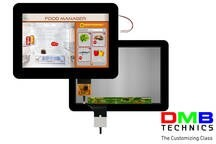 LOGO_Kundenspezifische TFT IPS Display mit Coverlens & Touch
