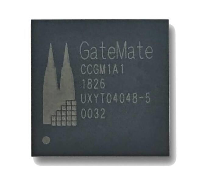 LOGO_GateMate FPGA