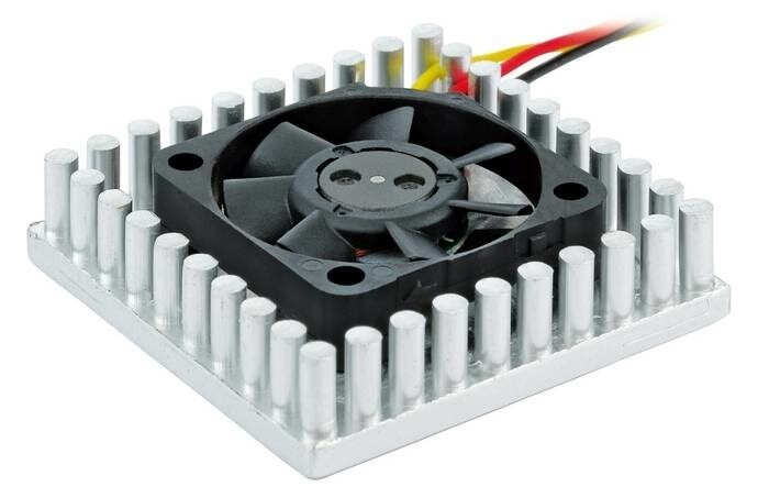 "LOGO_New super flat chip cooler: a smart combination of ""Kühligel""® and micro fan"