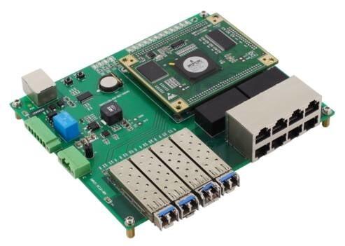 LOGO_12-Port Full Gigabit Embedded Industrial Ethernet Switch MISCOM7112G-4GF-8GT