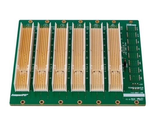 LOGO_CPCI 3U 6 slot backplane