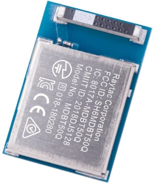 LOGO_MDBT50Q, nRF52840 / nRF52833 BT5.1 Modul