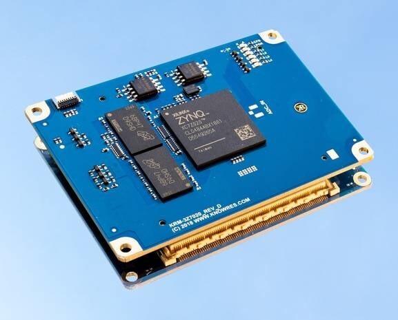 LOGO_KRM-3Z7020 Xilinx Zynq Module