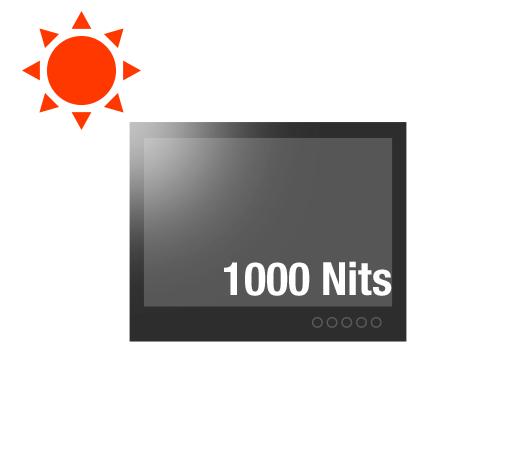 LOGO_High brightness LCD for sunlight readable