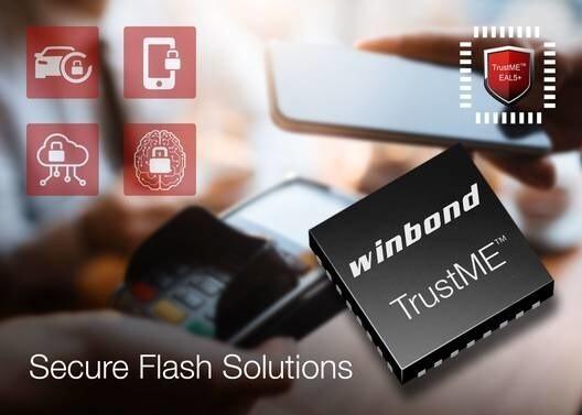 LOGO_TrustME® secure flash memory