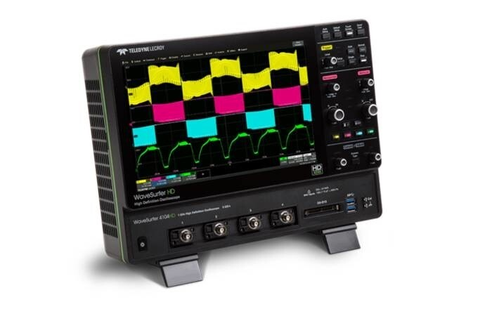 LOGO_WaveSurfer 4000HD High Definition Oscilloscopes