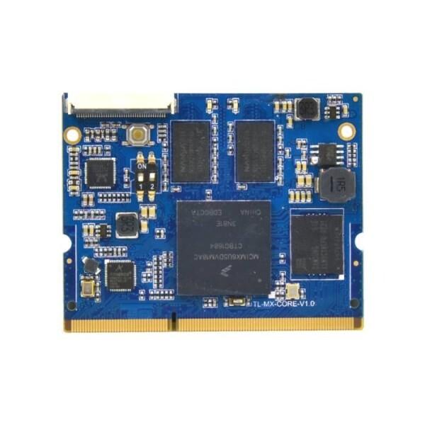 LOGO_NXP i.MX6 ARM Cortex-A9 Core Board