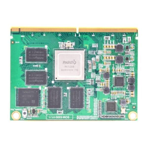 LOGO_Rockchip RK3288 Cortex-A17 Core Board