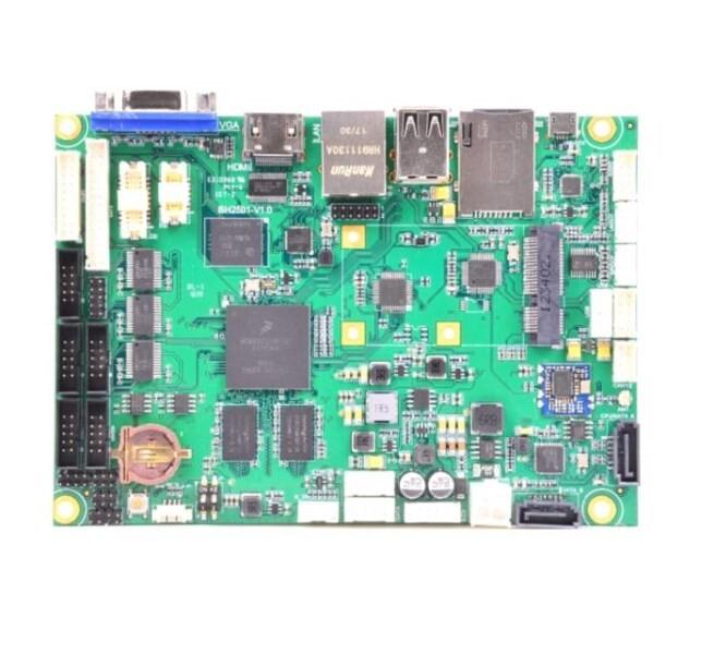 "LOGO_3.5"" NXP i.MX6 Cortex-A9 Dual Lite ARM Motherboard"