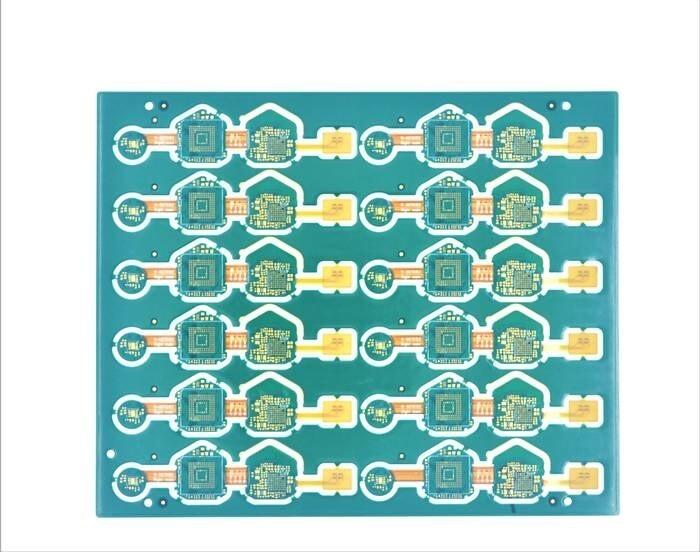 LOGO_10 Layer Rigid-Flex Board