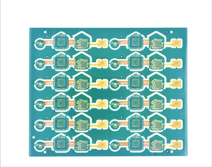 LOGO_10 Layer Rigid-Flex Board