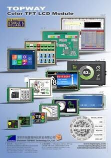 LOGO_TOPWAY Color TFT LCD Module