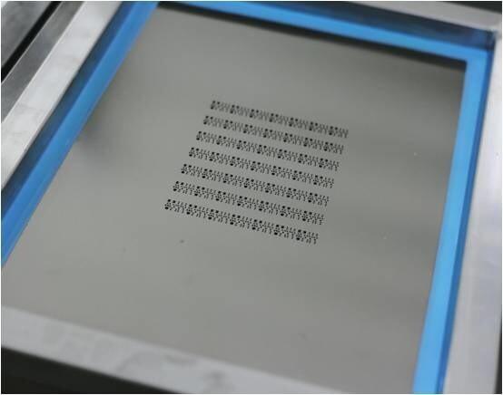 LOGO_PCB Stencil prototyping