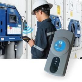 LOGO_TapNPass NFC, BLE to Serial fieldbus adapters