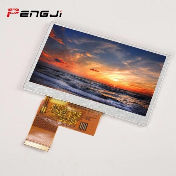 LOGO_4.3 inch TFT LCD Display High Brightness ( PJ4301I07-29H40P1050)