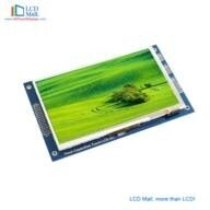 LOGO_TFT LCD with P-cap touch
