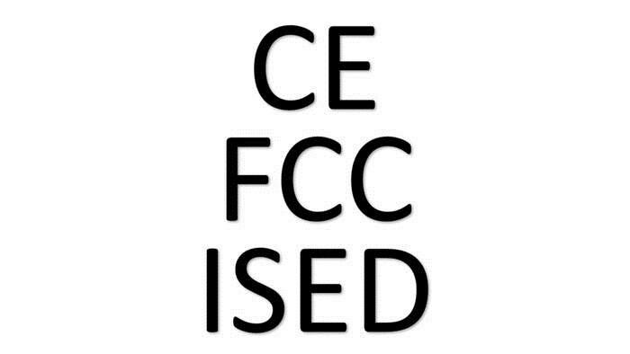 LOGO_CE/FCC/ISED Testing & Certification