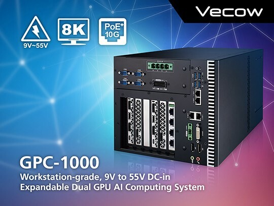 LOGO_9V to 55V DC-in Dual GPU AI Computing System
