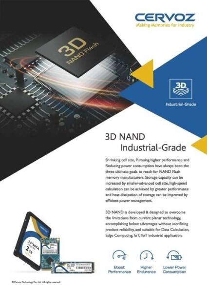 LOGO_3D TLC NAND Industrial-Grade