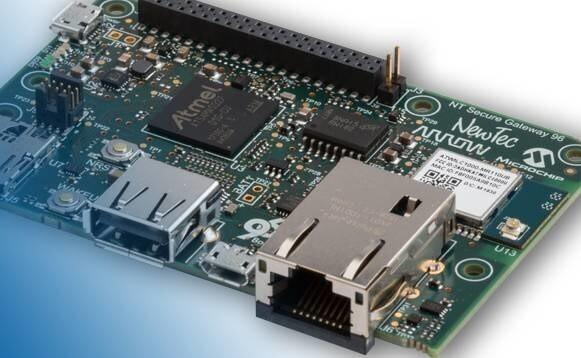 LOGO_NTSecureGateway HelmsDeep96: Development board for prototyping secure applications